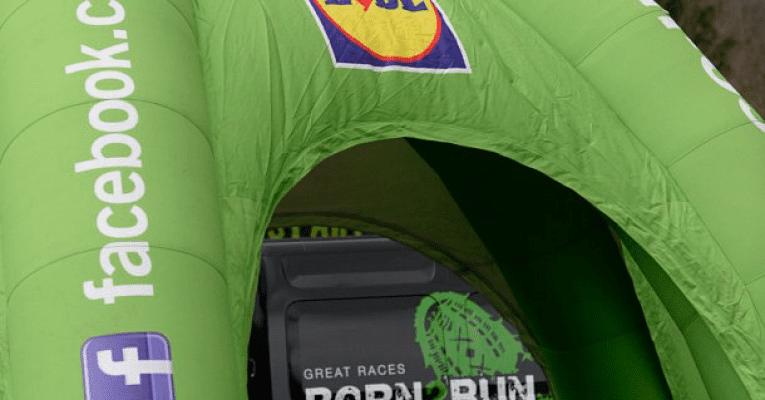 Lidl Sponsors Run Forest Run Series