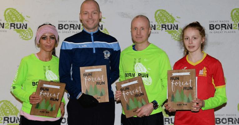 2019 / 2020 Run Forest Run Series Winners