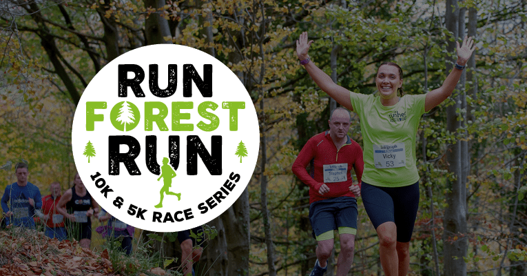 Born2Run launch 2021/2022 Run Forest Run Series